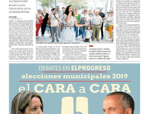 Día das Letras Galegas – Antonio Fraguas 2019